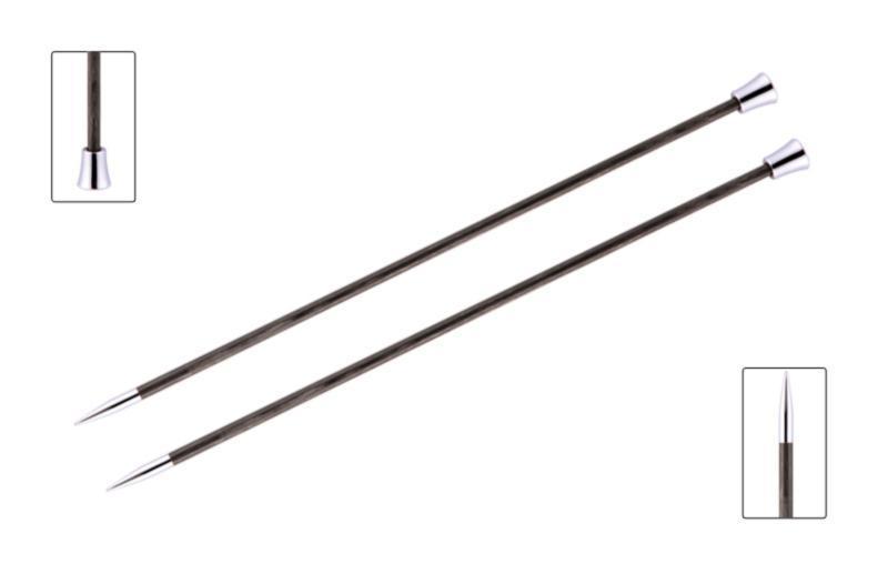 Спицы прямые 25 см Royale KnitPro, 4,50мм
