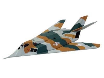 Объемный пазл Самолет F-117A 4D Master (26211)