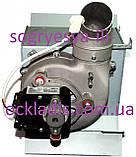 Вентилятор модифицированный в сборе с вытяжкой (без фир.уп) котлов Solly H18, арт.4300100007, к.с.0968, фото 5
