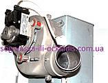 Вентилятор модифицированный в сборе с вытяжкой (без фир.уп) котлов Solly H18, арт.4300100007, к.с.0968, фото 3