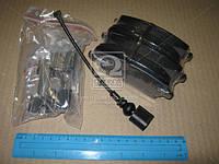 Колодки дискового тормоза (пр-во Jurid) 573220J