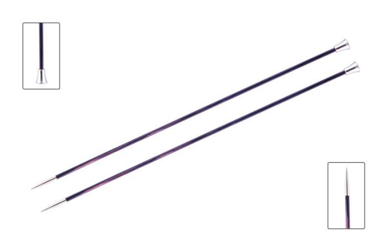 Спицы прямые 30 см Royale KnitPro, 3,00мм