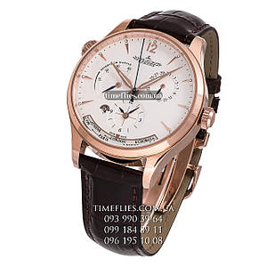 """Jaeger-LeCoultre №8 """"Master Geographic"""""""