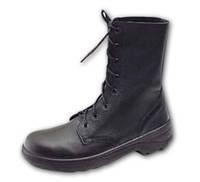 Ботинки ОМОН кожа на ПУП утепленные (зима)