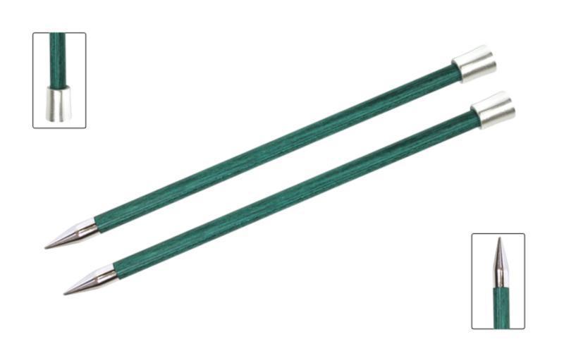 Спицы прямые 30 см Royale KnitPro, 10,00мм