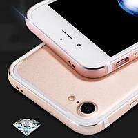 Рамка для Iphone 6S Розовая