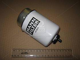 Фильтр топливный LR RANGE ROVER III (L322) 3.6 TDV8 06-10 (пр-во MANN) WK8015