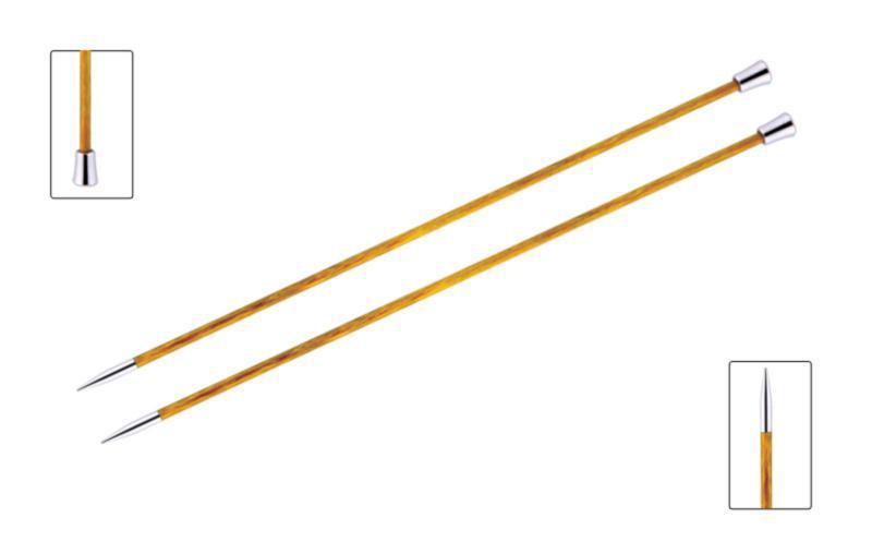 Спицы прямые 35 см Royale KnitPro, 3,75мм