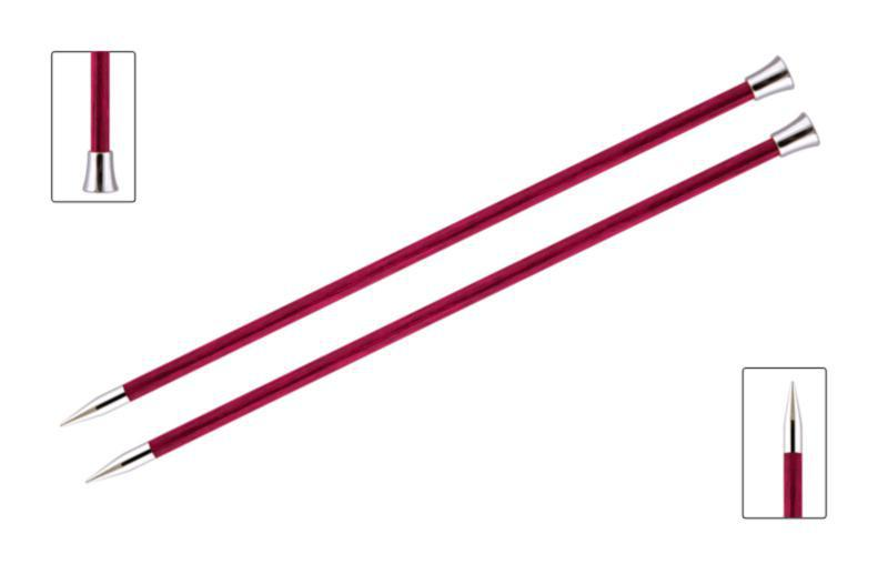 Спицы прямые 35 см Royale KnitPro, 6,00мм