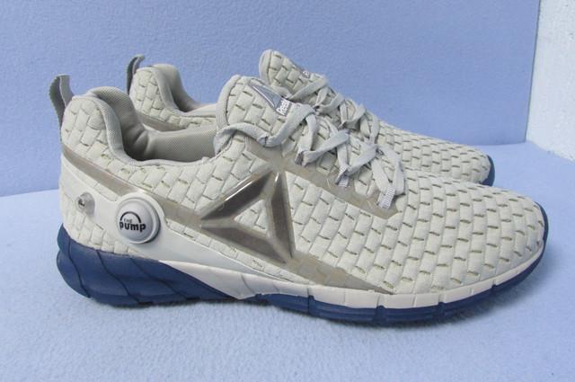200b4d051 Мужские кроссовки Reebok 2858 (реплика) светло-серые код 0505А.  Производитель - Вьетнам
