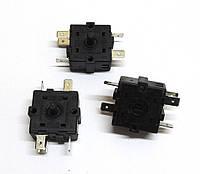Переключатель 4 режима обогревателя/тепловентилятора XK2 15A