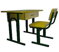 Комплект стул и стол для детей (регулируемый)