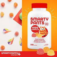 Комплекс мультивитаминов для детей SmartyPants, 180 жевательных конфет