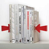 Держатель для книг (букенд) Arrow Magnetic Bookend Peleg Design