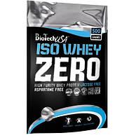 BioTech Iso Whey Zero  500 грамм