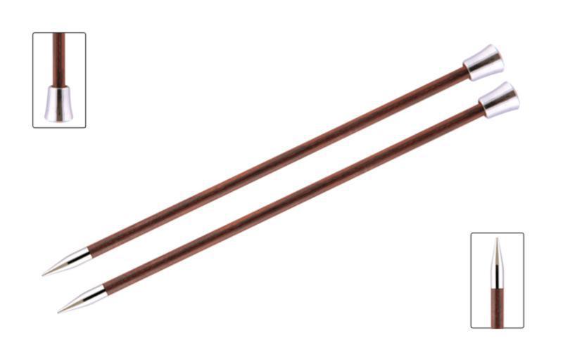 Спицы прямые 40 см Royale KnitPro, 7,00мм