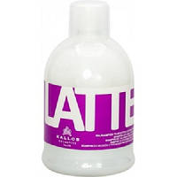 Шампунь для сухих волос Kallos Latte Shampoo