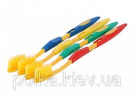 Бамбуковая зубная щетка НАНО 4шт