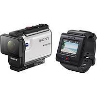 Цифр. видеокамера экстрим Sony HDR-AS300 c пультом д/у RM-LVR3, HDRAS300R.E35