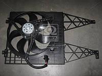 Вентилятор радиатора AUDI;SEAT;SKODA; VW(пр-во Nissens) 85249