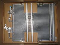 Конденсатор кондиционера OPEL ASTRA H (04-) 1.7/1.9 CDTi (пр-во Nissens) 94768