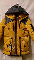 Куртка-парка с отстежными рукавами, разные цвета М-5