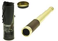 Підзорна труба 25x30, металевий корпус, чотири секції, чохол, зорова труба, якість!, фото 1