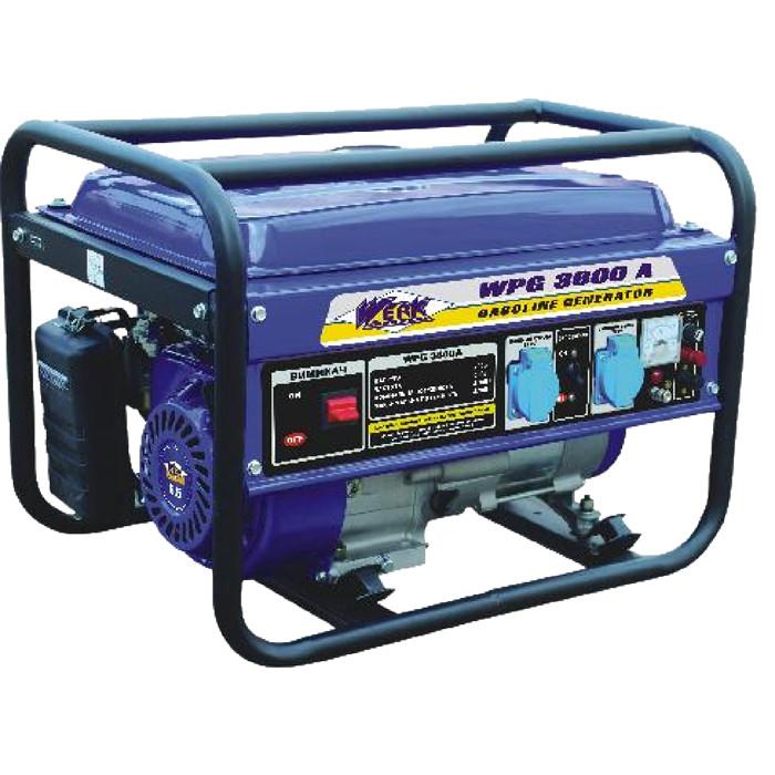 Бензиновий генератор WERK WPG 3600A