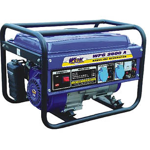 Бензиновий генератор WERK WPG 3600A, фото 2