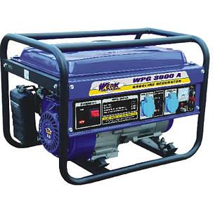 Бензиновый генератор WERK WPG 3600A, фото 2