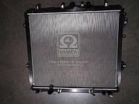 Радиатор охлаждения TOYOTA LAND CRUISER PRADO J150 (09-) 4.0 i V6 (пр-во Nissens) 646825