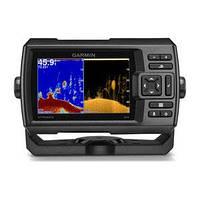 GPS эхолот для рыбалки Garmin Striker 5cv CHIRP