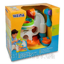 Музыкальная игрушка Weina Электронный молоток