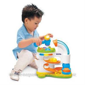 Музыкальная игрушка Weina Электронный молоток, фото 3