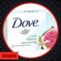 Крем-мыло Dove Инжир и Лепестки апельсина 135 г (мне 51107475)