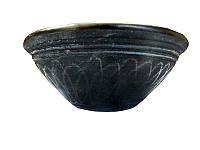 Миска большая Простая Гаварецкая керамика (Гаварецкая глиняная посуда)