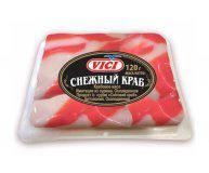 Мясо крабовое VICI Снежный краб 120 г