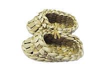 Лапти малые (без шнурка) (Из соломы)