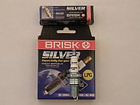 Свеча зажигания Ланос (газ) Brisk LR15YS.4K