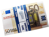 Сувенирные 50 евро (Сувенирные деньги)