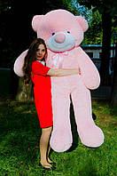 Плюшевый мишка Рафаэль(Розовый) 200 см.