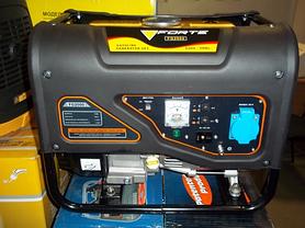 Бензиновый генератор FORTE FG2000, фото 3