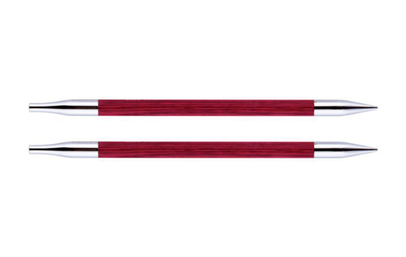 Спицы съемные короткие Royale KnitPro, 6,00 мм