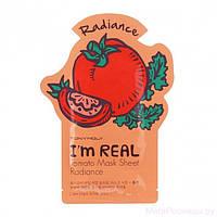 TONY MOLY I'm Real Tomato Mask Sheet — Маска для лица с экстрактом томата