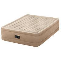 Надувная кровать Intex Queen Ultra Plush 64458