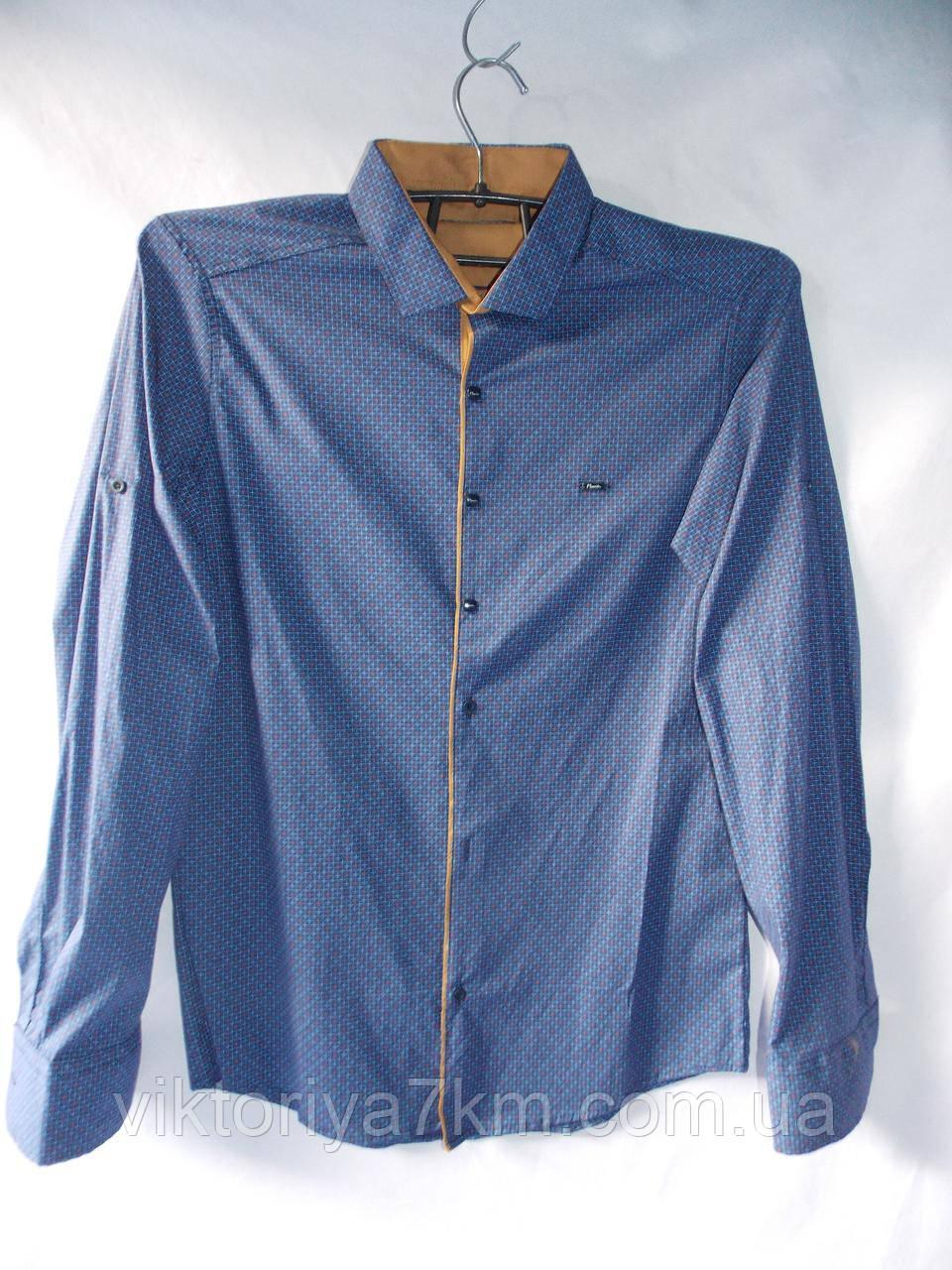 "Рубашка мужская длинный рукав ""Prest"" RS2-5034"
