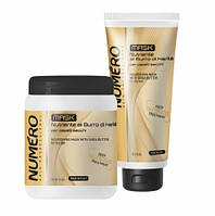 BRELIL Numero Маска для волос питательная на основе масла карите