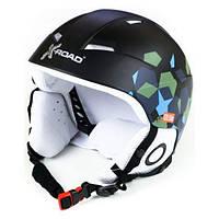 Шлем X-Road VS206 matt black XL