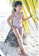 Детский купальник Vacanze Italiane VB 3518 110 (4) Сиреневый