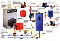 Системы отопления для коттеджа